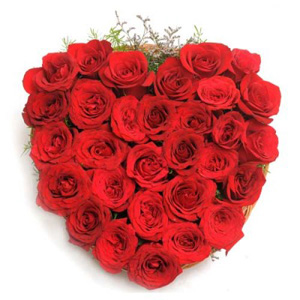 Best Valentine Flowers to Ghaziabad
