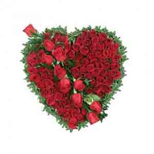 Send Valentine Flowers to India