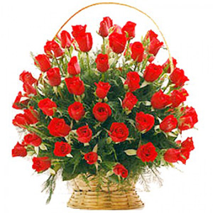 Red Roses Flowers to India