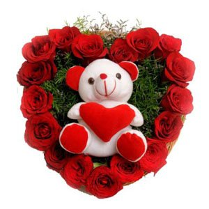 Send Online Flowers to Bhopal