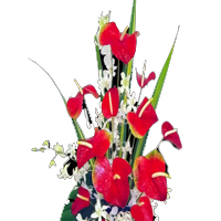 Deliver Durga Puja Flowers to Delhi