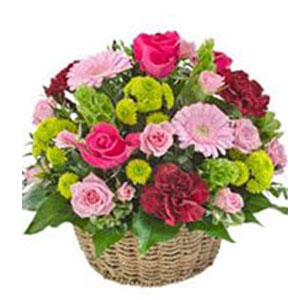 Flowers Basket to India