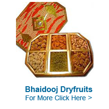 Bhaidooj Dry Fruits to India