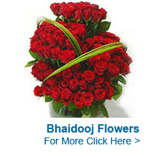 Bhaidooj Flowers to India