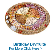 Dry Fruits For Birthday to India