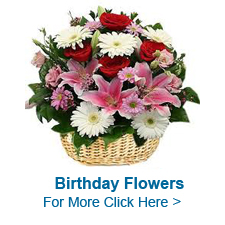 Flowers For Birthday To India