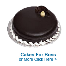 Cakes For Boss to India
