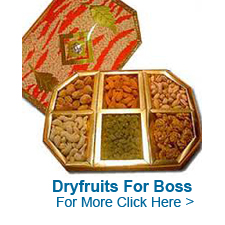 Dry Fruits For Boss to India
