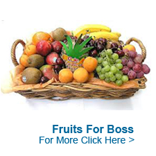 Fruits For Boss to India