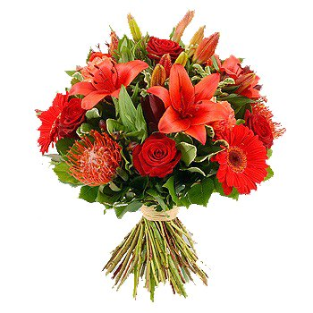 Online Dussehra Flowers to India