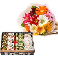 Deliver online Flowers to Bhuj