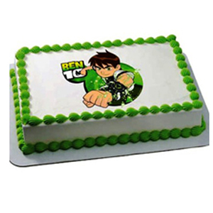 Place Order for Cakes to India