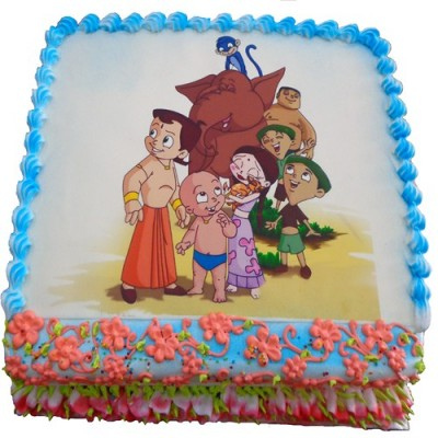 Cakes for Kids to India
