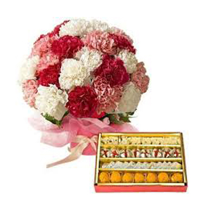 Flowers to India