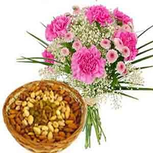 Shop for Flowers to India