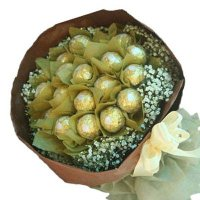 Chocolates Bouquet in Uttarsanda