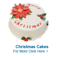 Christmas Cakes For to India