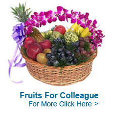 Fruits For Colleague to India