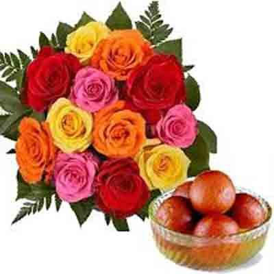 Mother's Day Flowers and Gifts to Faridabad