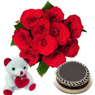 Send Flowers and Cakes to India