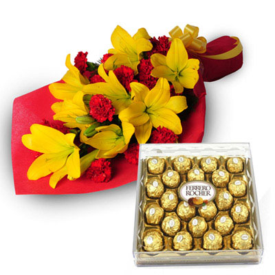 Deliver Diwali Gifts and Flowers to India