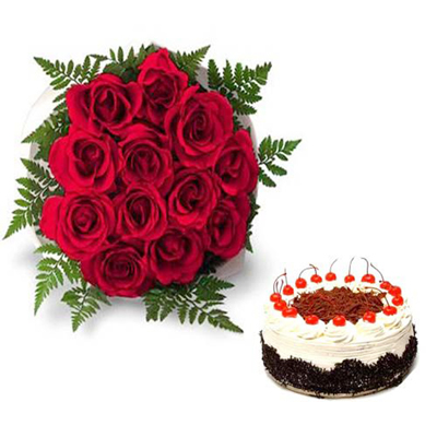 Send Online Valentine's Day Flowers to India