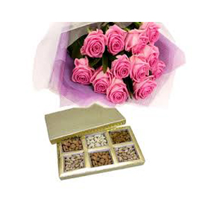 Send Flowers with Gifts to India