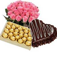 Deliver Father's Day Flowers and Cakes to Delhi