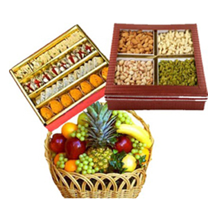 Same Day Delivery Of Dryfruits to India