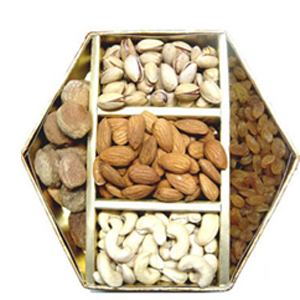 Online Mother's Day Dryfruits to India