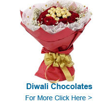 Diwali Chocolates to India