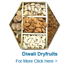 Dryfruits for Diwali to India