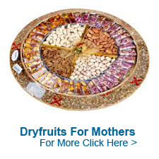 Same Day Dry Fruits to India