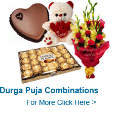 Durga Puja Gifts to India