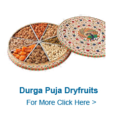 Dryfruits for durga Puja to India