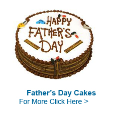 Father's Day Cakes to India