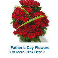 Father's Day Flowers to India