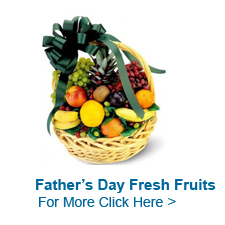 Father's Day Fruits to India