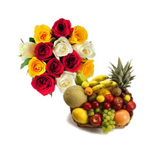 Online Friendship Day Fresh Fruits to India
