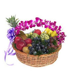 Valentine's Day Fresh Fruits to India