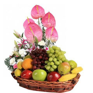 Online Mother's Day Fresh Fruits to Allahabad