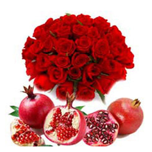 Buy Online Fresh Fruits and Flowers to India