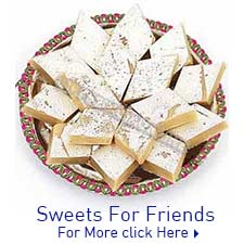 Sweets for Friends to India