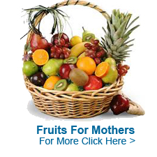 Fresh Fruits to India for Mother