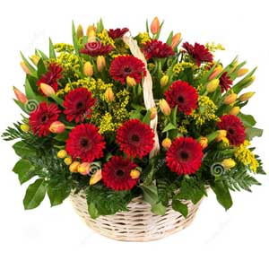 Online Birthday Flowers to India