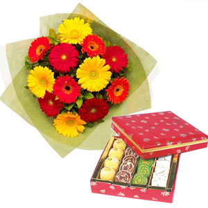 Valentines Flowers to India