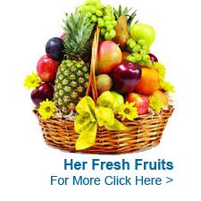 Fresh Fruits to India