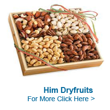 Dry Fruits to India