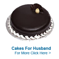 Cakes for Husband to India