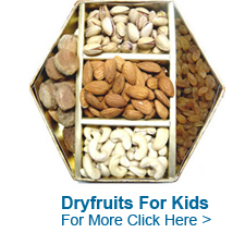 Send Dry Fruits to India
